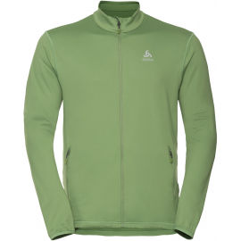 Odlo MEN'S MIDLAYER FULL ZIP ALAGNA - Pánska mikina
