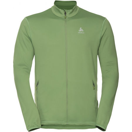 Odlo MEN'S MIDLAYER FULL ZIP ALAGNA - Men's sweatshirt