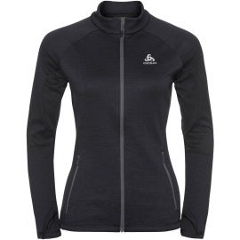 Odlo WOMEN'S MIDLAYER FULL ZIP PROITA - Women's sweatshirt