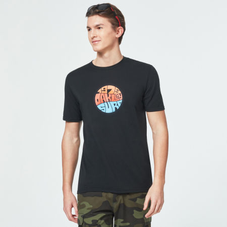 Pánske tričko - Oakley GRAFFITI 1975 SS TEE - 2