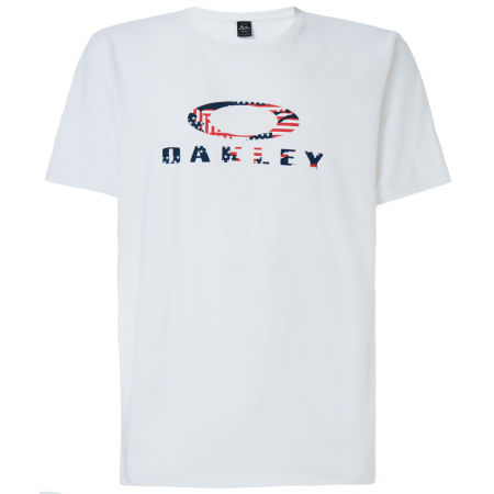 Oakley USA FLAG ELLIPSE SS TEE - Férfi póló