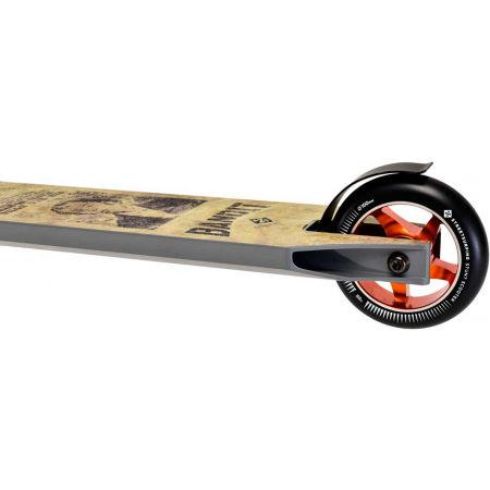 Фрийстайл тротинетка - Street Surfing BANDIT SHOOTER ORANGE - 3