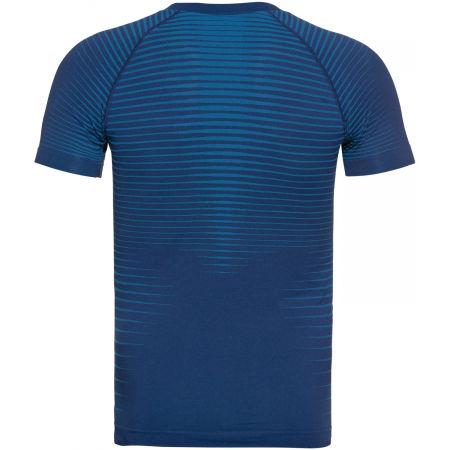 Pánske funkčné tričko - Odlo BL TOP CREW NECK S/S PERFORMANCE LIGHT - 2