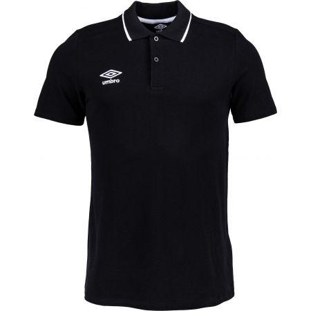 Umbro FW PIQUE POLO - Pánske polo tričko