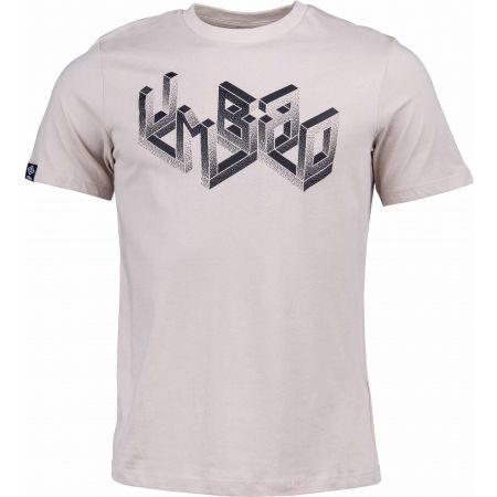 Umbro BLOCK TEE - Pánske tričko