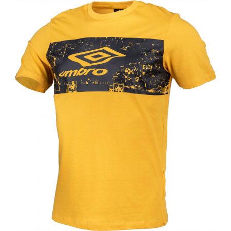 Pánske tričko - Umbro FANS TEE - 2