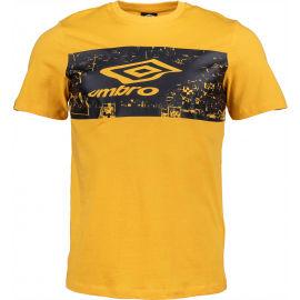Umbro FANS TEE - Pánské triko