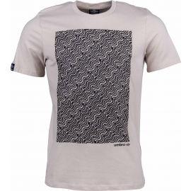 Umbro WARPED BRANDED TEE - Pánske tričko