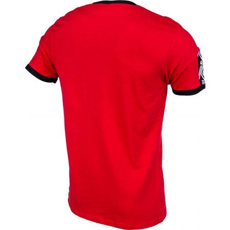 Pánske tričko - Umbro RINGER TAPED LOGO TEE - 3
