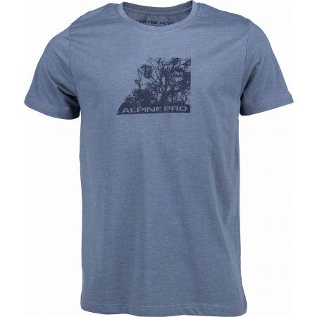 ALPINE PRO MACALL - Pánské triko