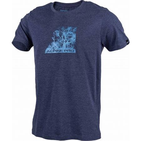 Pánské triko - ALPINE PRO MACALL - 2