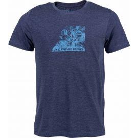 ALPINE PRO MACALL - Pánske tričko