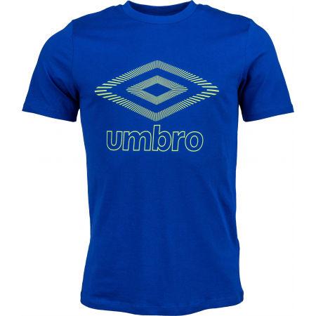 Umbro FW CLASSICO GRAPHIC TEE - Pánské triko