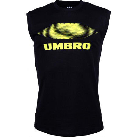 Pánske tričko - Umbro MOIRE GRAPHIC VEST - 1