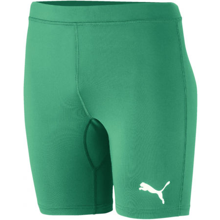 Puma LIGA BASELAYER SHORT TIGH JR - Șort sport de copii