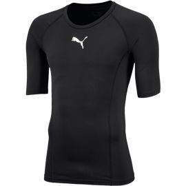 Puma LIGA Baselayer Tee SS Jr - Функционална тениска за момчета