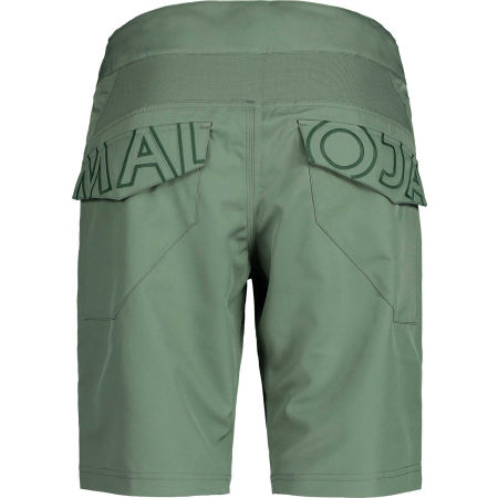 Men's biking shorts - Maloja BARDINM - 2