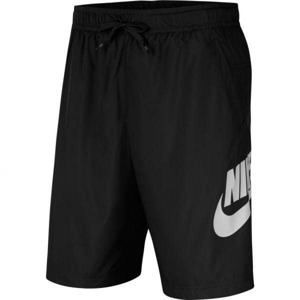 Nike NSW CE SHORT WVN HYBRID M čierna XL - Pánske kraťasy