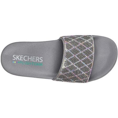 Dámské pantofle - Skechers POP UPS - 4