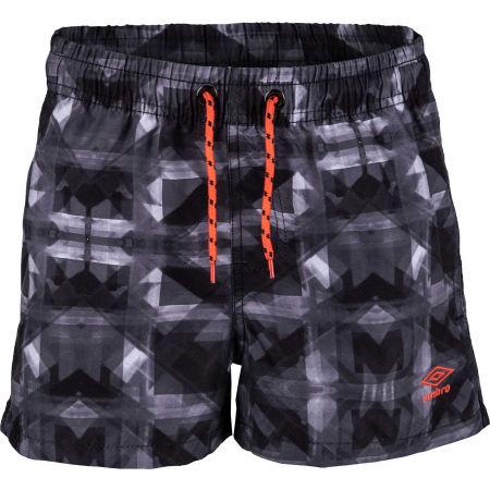 Chlapčenské plavecké šortky - Umbro ZAZO - 2
