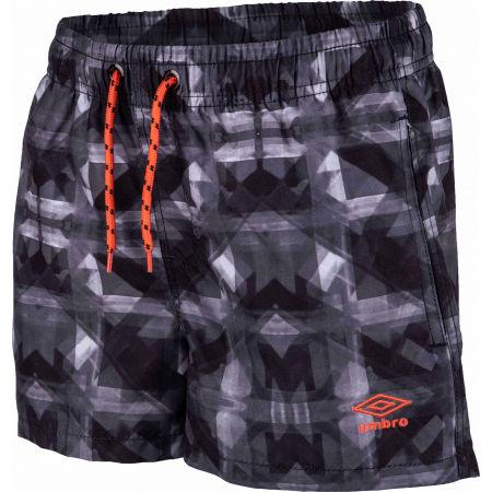 Chlapčenské plavecké šortky - Umbro ZAZO - 1