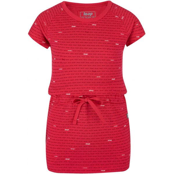 Loap BAULA rózsaszín 146-152 - Lány ruha
