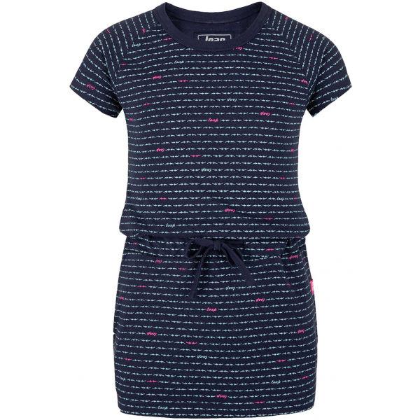 Loap BAULA kék 112-116 - Lány ruha