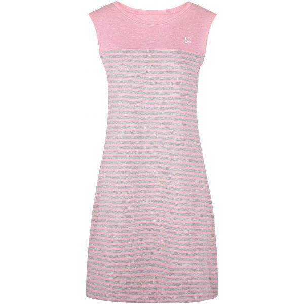 Loap ADONISA rózsaszín M - Női ruha