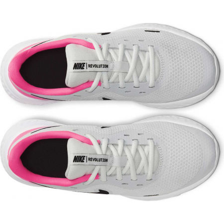 Obuwie do biegania dziecięce - Nike REVOLUTION 5 (GS) - 4