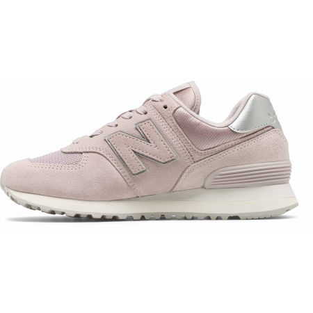 Women's leisure footwear - New Balance WL574LCS - 2