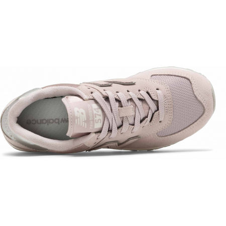 Women's leisure footwear - New Balance WL574LCS - 3