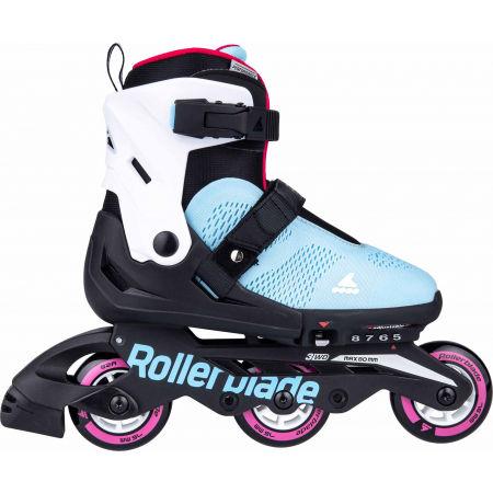 Detské inline korčule - Rollerblade MICROBLADE FREE G - 2