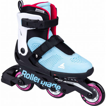 Rollerblade MICROBLADE FREE G - Detské inline korčule