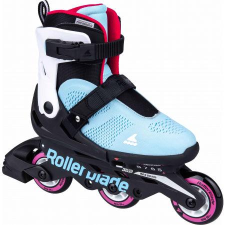 Rollerblade MICROBLADE FREE G - Dětské inline brusle