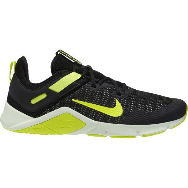 Nike LEGEND ESSENTIAL černá 12 - Pánská tréninková obuv