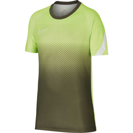 Nike DRY ACD TOP SS GX FP - Chlapčenské futbalové tričko