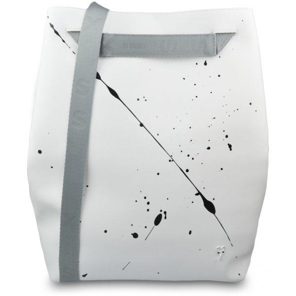 XISS SPLASHED WHITE CITY - Dámsky batoh