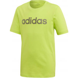 adidas YB E LIN TEE - Тениска за момчета