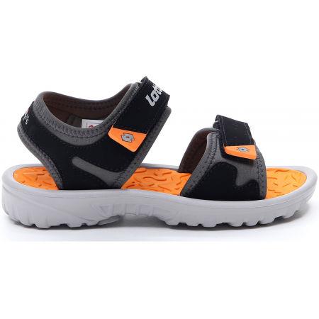 Juniorské sandály - Lotto LAS ROCHAS IV CL - 2