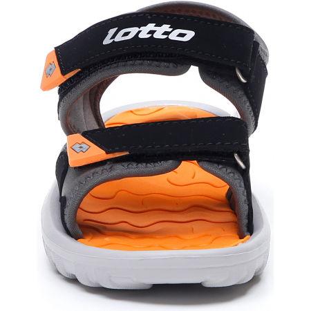 Juniorské sandály - Lotto LAS ROCHAS IV CL - 6