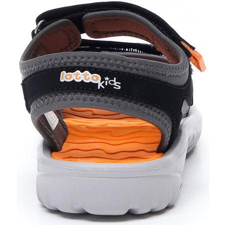Juniorské sandály - Lotto LAS ROCHAS IV CL - 7