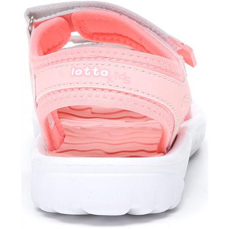 Juniorské sandále - Lotto LAS ROCHAS IV CL - 7