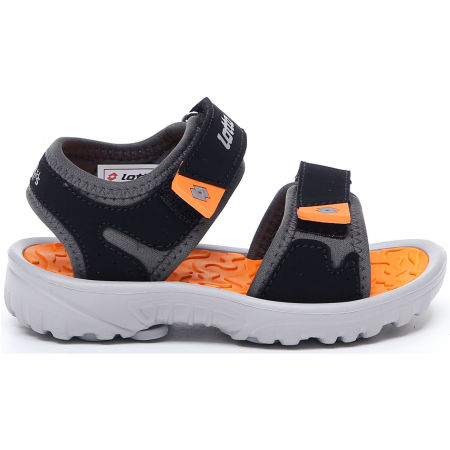 Detské sandále - Lotto LAS ROCHAS IV INF - 2