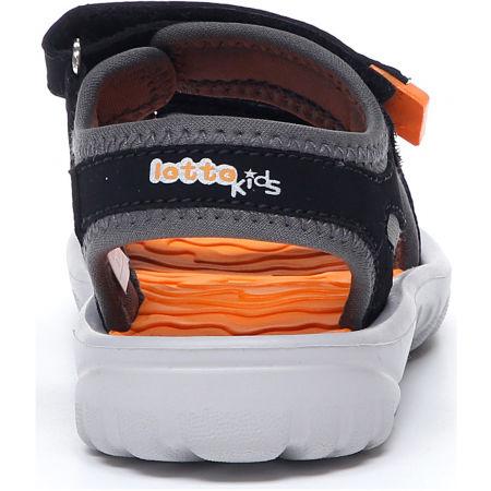 Detské sandále - Lotto LAS ROCHAS IV INF - 7