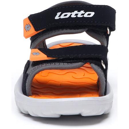 Sandały dziecięce - Lotto LAS ROCHAS IV INF - 6