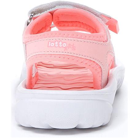 Sandały dziecięce - Lotto LAS ROCHAS IV INF - 7