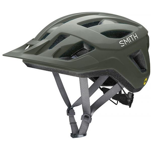 Smith CONVOY MIPS zelená (59 - 62) - Cyklistická helma
