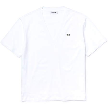 Дамска тениска - Lacoste WOMENS TEE SHIRT