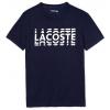 Men's T-Shirt - Lacoste MENS T-SHIRT - 1
