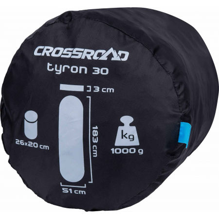Samonafukovacia karimatka - Crossroad TYRON 30 - 4